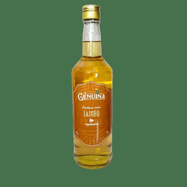 Cachaça de Jambu com Cupuaçu – 750ml – Genuína