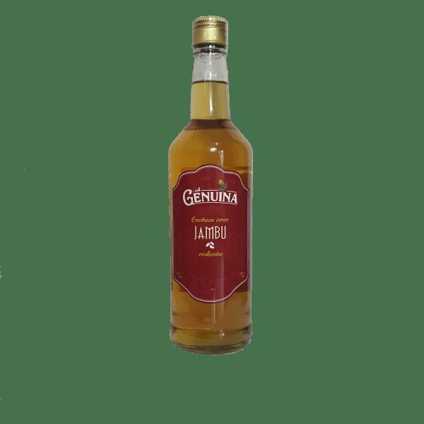 Cachaça de Jambu com Castanha – 750ml – Genuína