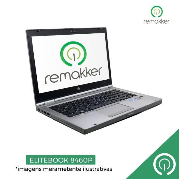 Elitebook 8460P - I5 - 8 GB - 500HD