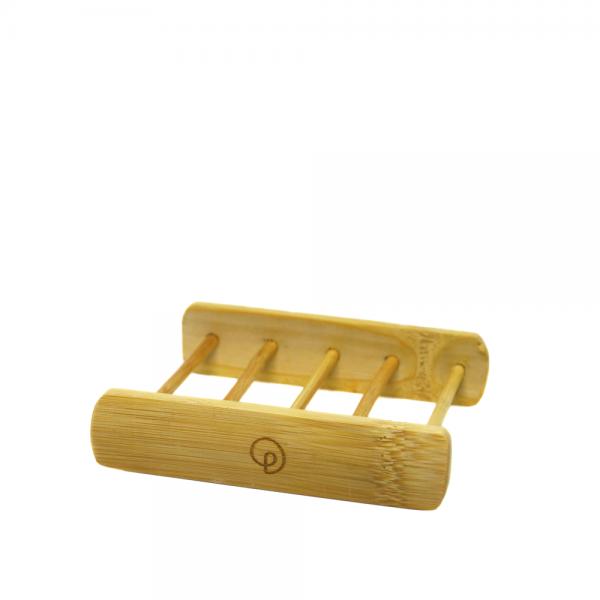 Saboneteira de Bambu - Positiv.a