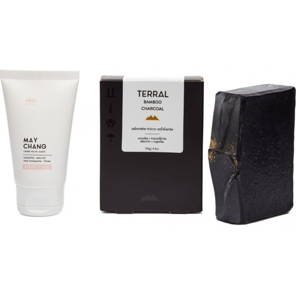 Combo Pele Oleosa I - Terral Natural