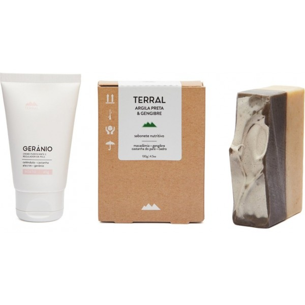 Combo Pele Normal I - Terral Natural