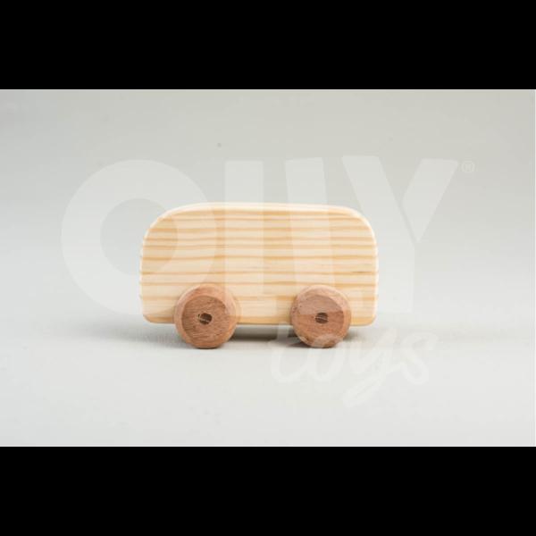 Carrinho de madeira - mod.1 Olly Toys