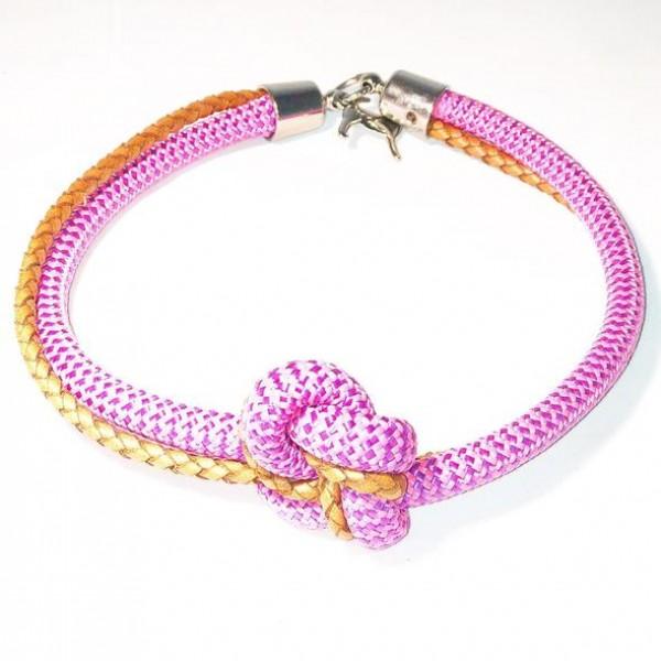 Coleira Pink Cobra - Recman