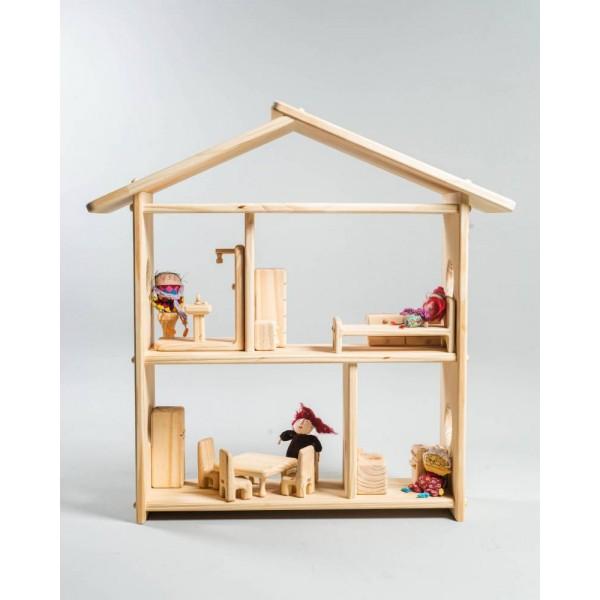 Casinha de Boneca G - Olly Toys