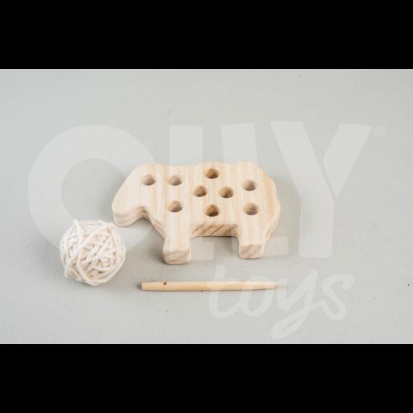 Alinhavo Ovelha Olly Toys