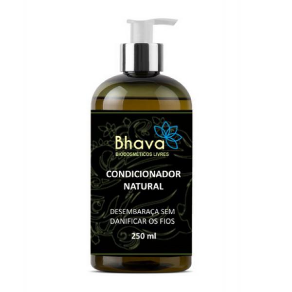 Condicionador natural para cabelos
