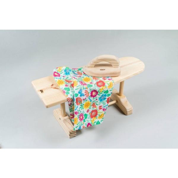 Ferro e Tábua de Passar Roupa de Boneca - Olly Toys