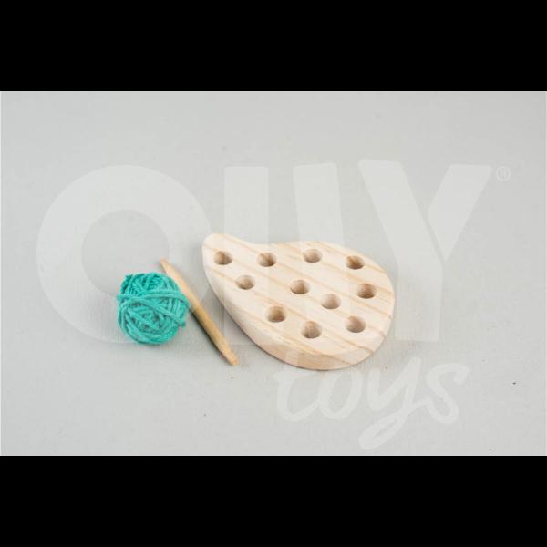 Alinhavo Gota/Pêra Olly Toys