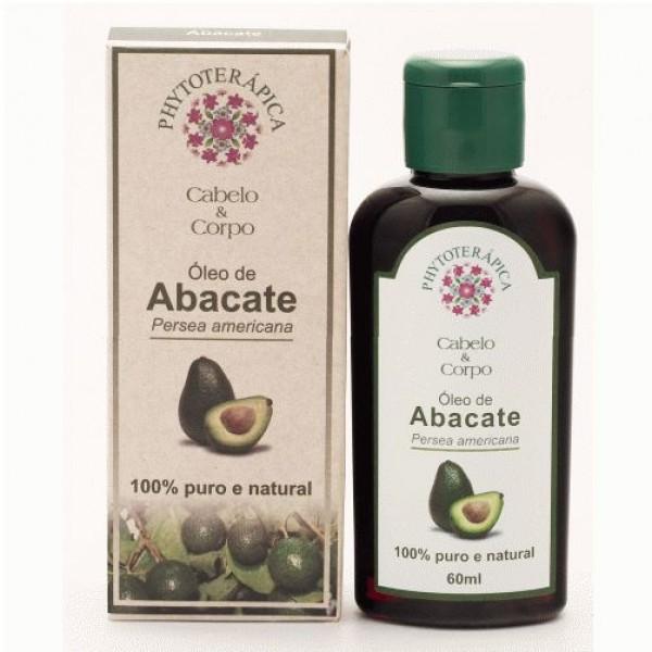 Óleo Vegetal de Abacate - 60ml (Phytoterápica)