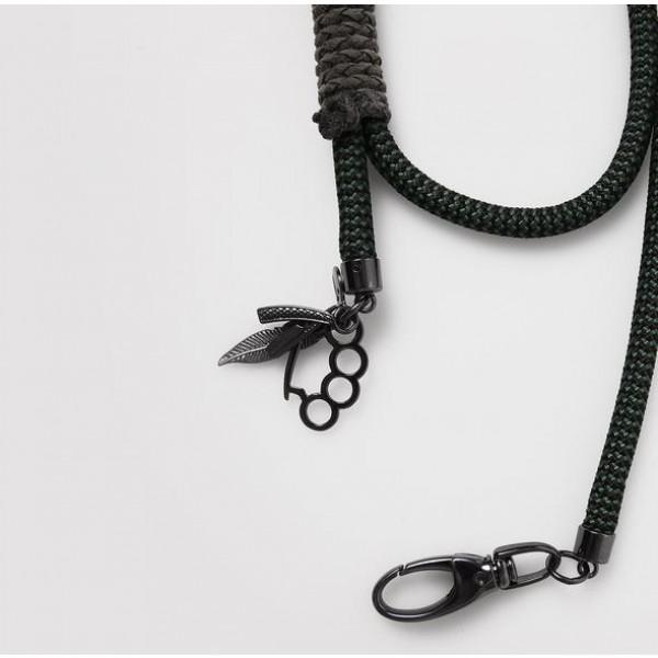 Guia Rope Verde Preto - Recman