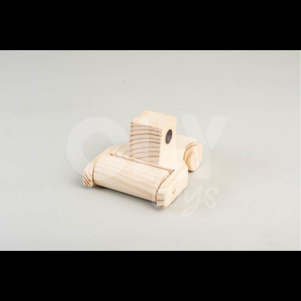 Máquina de construção - Rolo Olly Toys