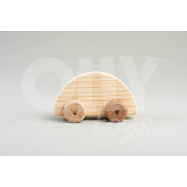 Carrinho de madeira - mod.4 Olly Toys