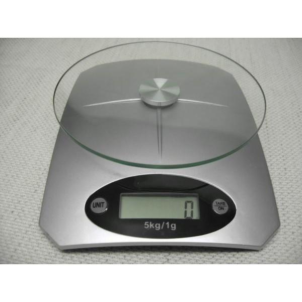 Balança de Cozinha 0 a 5 kg
