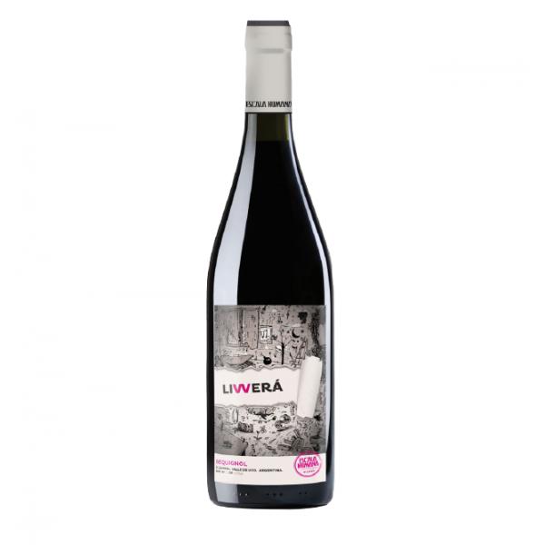 Vinho Natural Livvera Bequignol