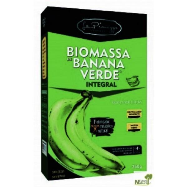 Biomassa de Banana Verde integral 250g