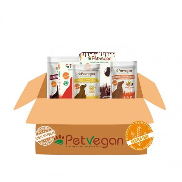 Box PetVegan Glúten Free