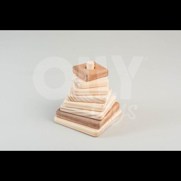 Encaixe - Torre Olly Toys