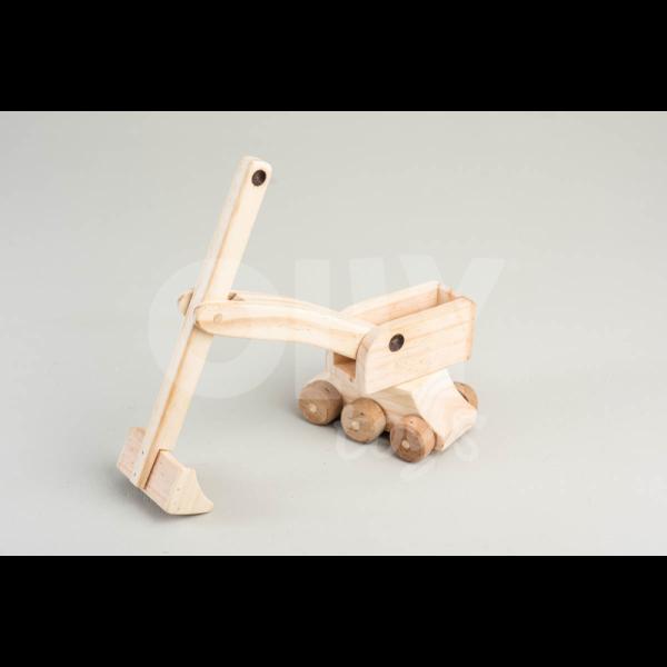 Máquina de construção - Escavadeira  Olly Toys