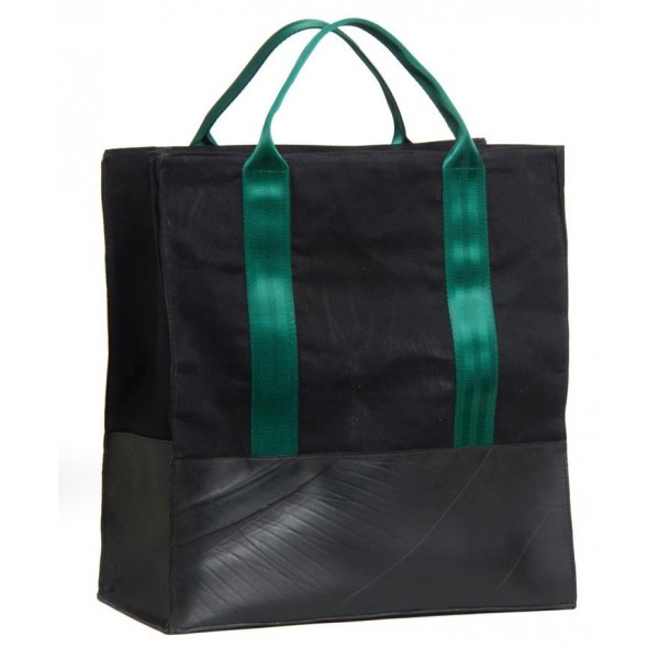Bolsa Verde Shopping Bag - Recman