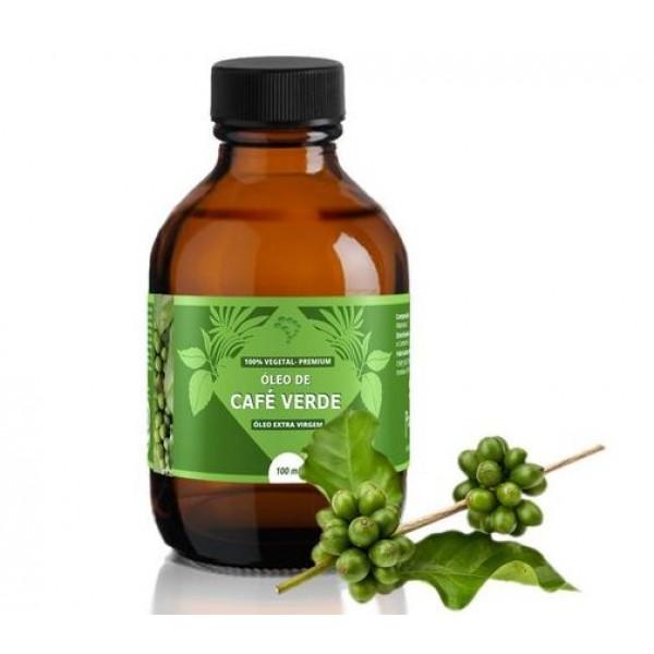 Óleo de Café Verde 100ml (Poli Óleos)