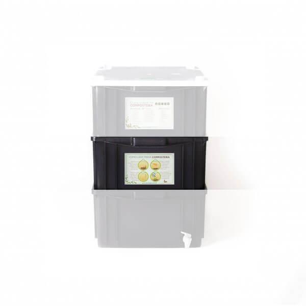Caixa Digestora Unitária - Composteira Doméstica M Casológica