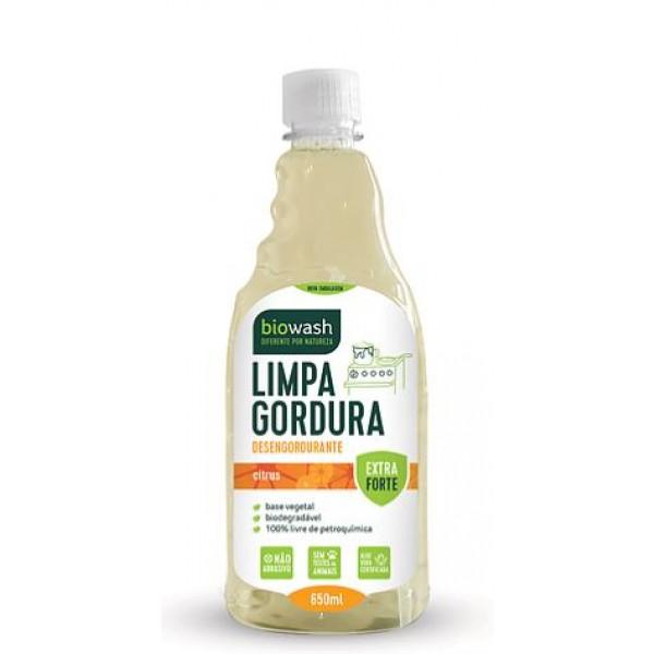 Desengordurante Refil 650 ml Biowash