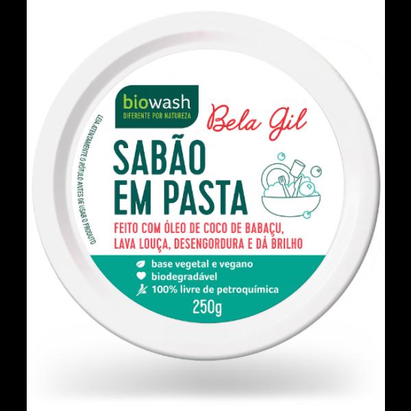 Sabão em pasta Bela Gil Biowash