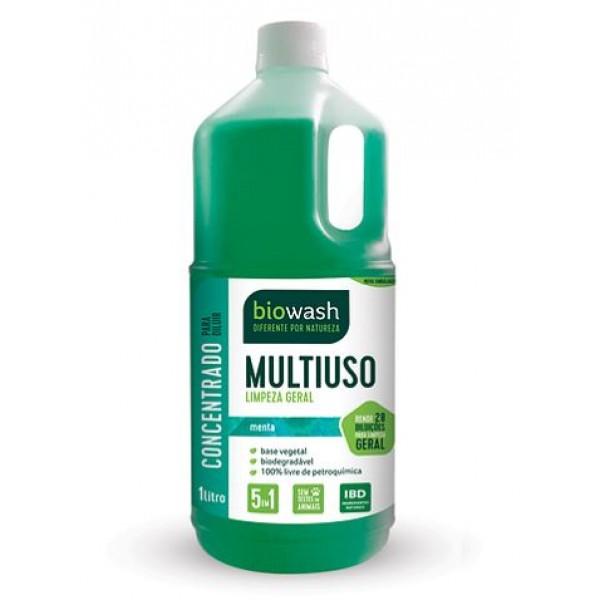 Multiuso concentrado menta 1 litro Biowash