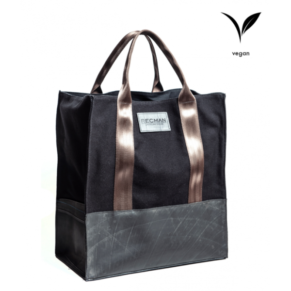Bolsa Carbon Shopping Bag - Recman