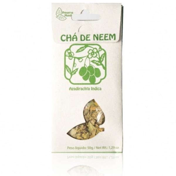 Chá de Neem Preserva Mundi 40g