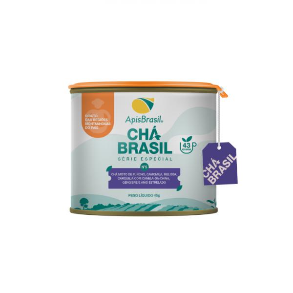 Chá Brasil N°5: Anti Cólica Apis Brasil