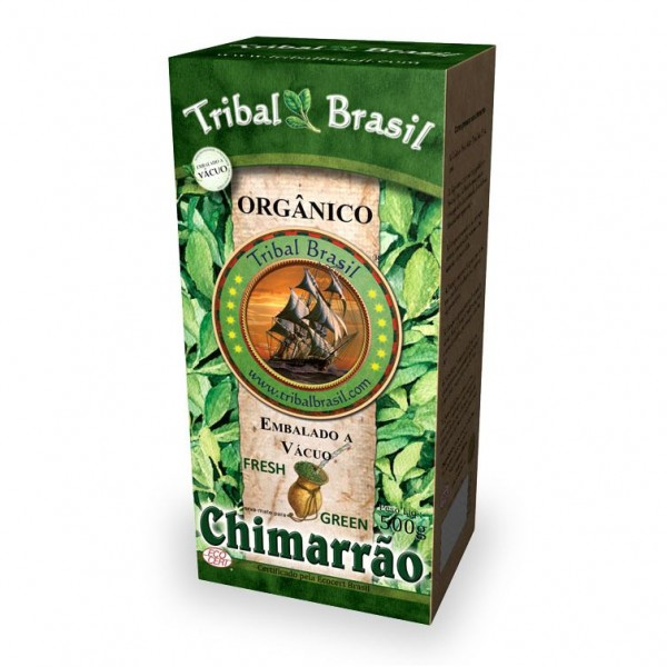 Erva Mate Tribal Brasil - Chimarrão