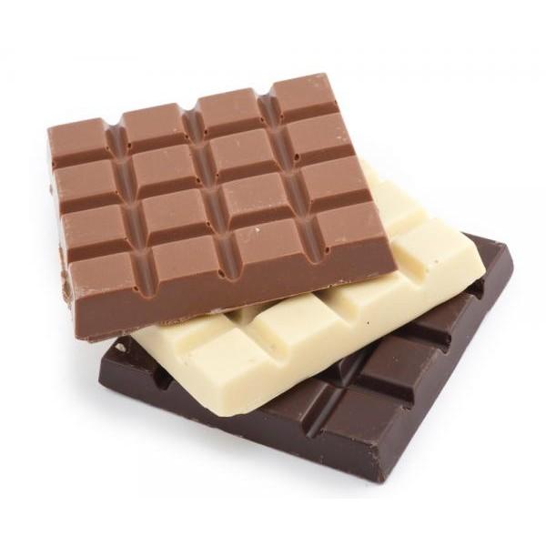 Manteiga de Cacau para chocolates - 200g