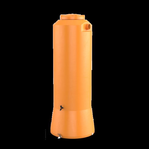 Cisterna 750 litros laranja