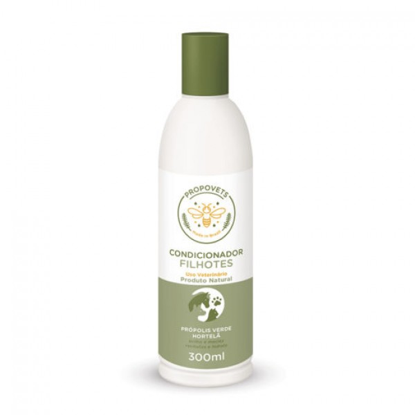 Condicionador Natural Filhotes Propovets 300ml