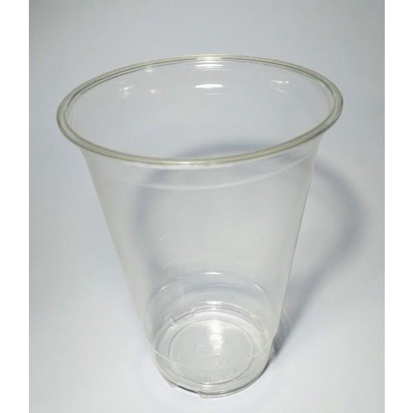 Copo de PLA - 550 ml sem tampa -50un - Preserva Mundo
