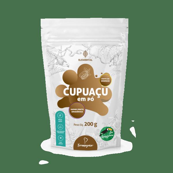 Cupuacú em pó 200g – Terramazonia
