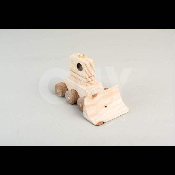 Máquina de construção - Empurradeira Olly Toys