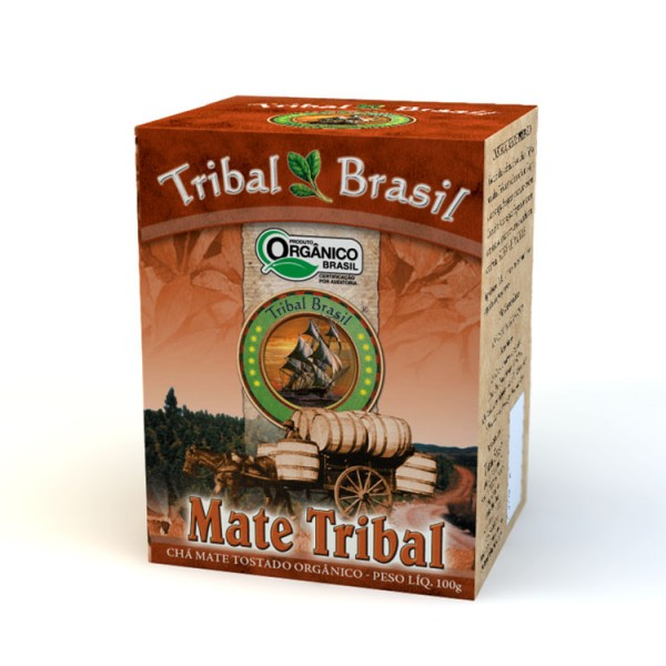Erva Mate Tribal Brasil - Mate Tostado
