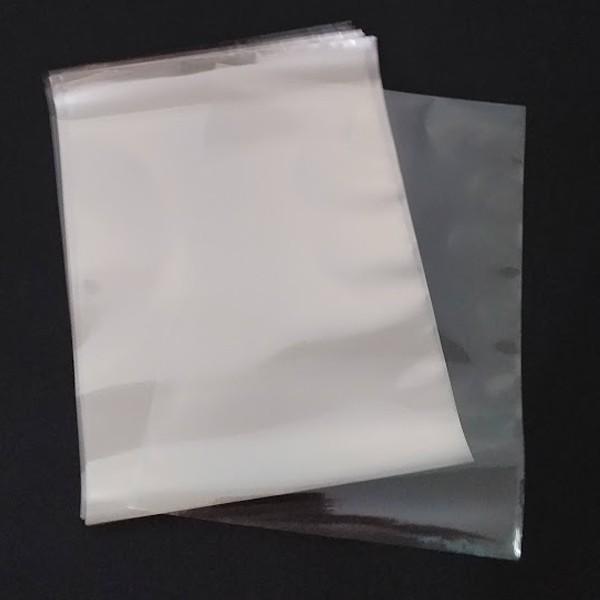 Folha de celofane compostável - 100 un- Preserva mundo