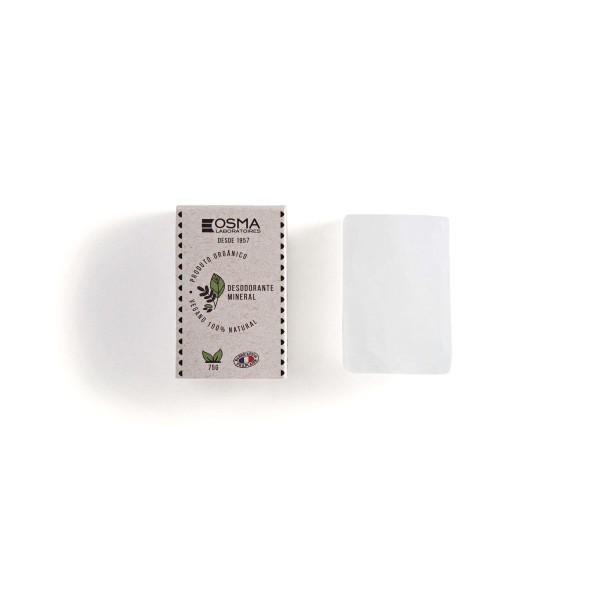 Desodorante Cristal Mineral - 75g - Original Eco