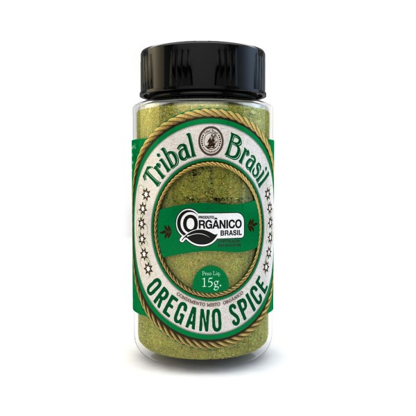 Orégano Spice - Condimento Misto