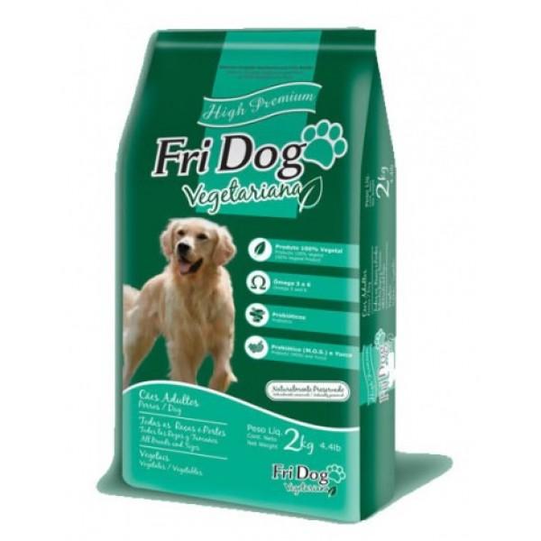 Ração Fri Dog Vegetariana 2kg