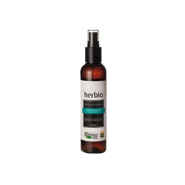 Água Floral Orgânica Herbia De Erva-Baleeira 200 ml