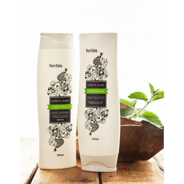 Shampoo e Condicionador Herbia