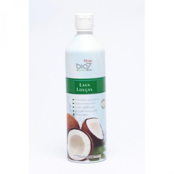 Lava Louças Natural e Vegano Côco e Aloe Vera