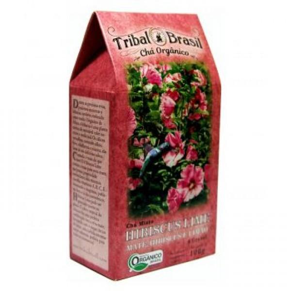 Chá de Hibiscus Lime - Caixa 100g