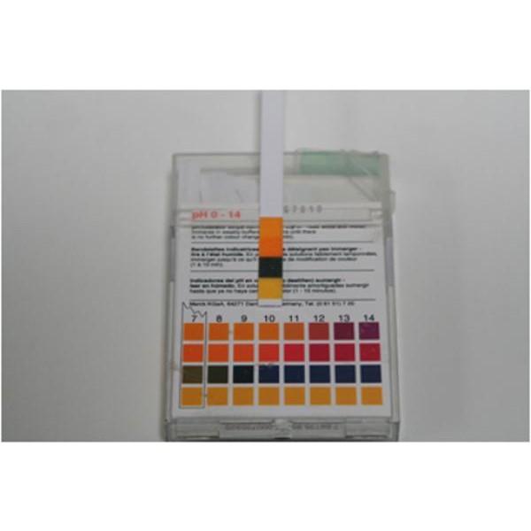 Medidor de pH Fita 25 unidades