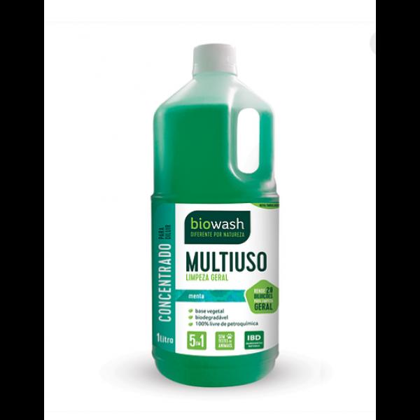 Multiuso concentrado eucalipto 1 litro Biowash
